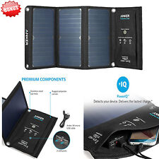 Anker Powerport Solar 21w 2-port USB Charger for iPhone 6 Plus iPad Air