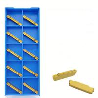 10pcs MRMN200-G NC3020 2.0mm wide cutting carbide inserts CNC Cut-Off Insert
