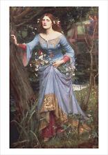 Waterhouse - Ophelia - fine art giclee print poster wall art various sizes