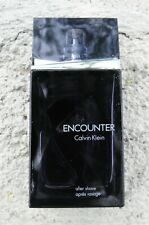 CLOSEOUT CALVIN KLEIN ENCOUNTER 3.4 0Z EDT  SPRAY+PLAIN WHITE GIFT BOX FREE