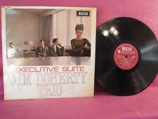 Jim Doherty Trio, AUTOGRAPHED, Executive Suite, Decca Records LK 4684, 1965 JAZZ