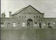 RHODESIA, EARLY PHOTOGRAHS, COPIES, POST & TELEGRAPH OFFICE IN THE MARKET