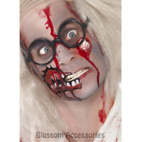 A868 Zombie Face Paint Fake Blood Scar Horror Halloween Costume Make Up Kit