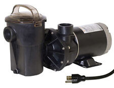 Hayward 1.5 HP Power Flo Above Ground Pool Pump with 6 ft Cord > SP1580X15