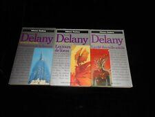 Samuel Delany : Trilogie La chute des tours