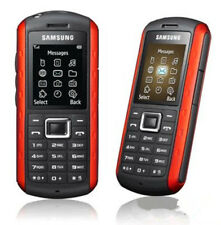 Original Samsung Solid Extreme GT-B2100 GSM Orange Unlocked Mobile Phone