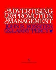 Advertising and Promotion Management (McGraw-Hill Series in Marketing), Rossiter