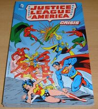 JUSTICE LEAGUE OF AMERICA: CRISIS 7  SOFTCOVER