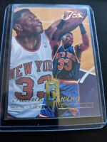 1994-95 Flair New York Knicks Basketball Card #99 Patrick Ewing