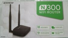Jetstream N300 Wifi Router 2.4GHz, 802.11 High Transfer Rate Internet Ethernet