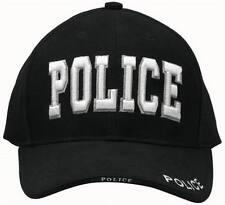 Casquette POLICE Inscription en Relief Taille Unique