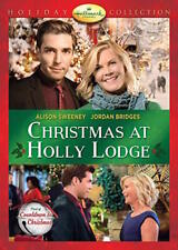 CHRISTMAS AT HOLLY LODGE DVD - SINGLE DISC EDITION - NEW UNOPENED - HALLMARK
