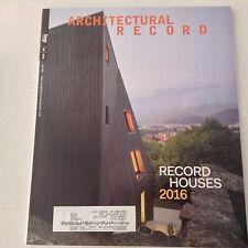Architectural Record Magazine Weiss Manfredi Slarksy April 2016 070417nonrh