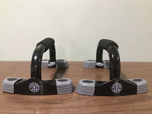 Golds Gym Push-up Hand Bars Great Condition