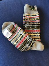Beams Patterned Women's Socks