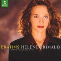 HELENE GRIMAUD - KLAVIERSTÜCKE OP.116/11  CD  20 TRACKS JOHANNES BRAHMS  NEU
