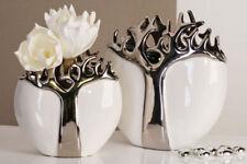 Runde Deko-Blumentöpfe & -Vasen Casablanca