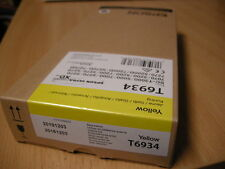 Epson T693400 350ml Yellow UltraChrome XD Ink Cartridge For SureColor T-Series