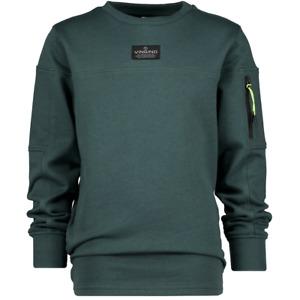 VINGINO Jungen Sweatshirt Pullover NISATO steel green