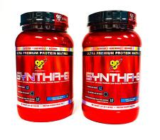 BSN Syntha 6 Premium Protein 3.21 lbs - 2 PACK SALE (6.42 lbs) VANILLA