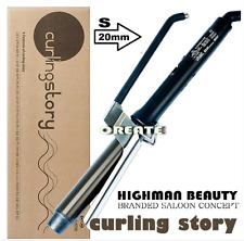 Professional Create Curling Story Marcel type Iron S-Szie(20mm)  MADE IN KOREA