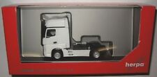 Herpa 309202 MB Actros Bigspace 2018 2-achs Solozugmaschine weiß 1:87 Spur HO