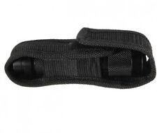 1PC 15CM Nylon Holster Holder Case Belt Hasp Pouch For LED Flashlight Torch