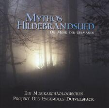 DUIVELSPACK - MYTHOS HILDEBRANDSLIED (DIE MUSIK DER GERMANEN)   CD NEW+