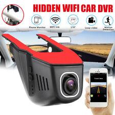 HD 1080p WiFi caché voiture Dash caméra Night Vision DVR enregistreur vidéo G-Se