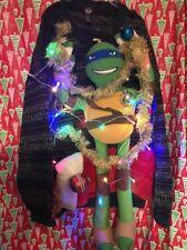 "Teenage Mutant Ninja Turtles "" UGLY "" Tacky Christmas sweater X-Large MENS L@@K"