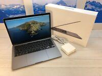 "Apple MacBook Pro Touch Bar 2020 13"" Laptop 256GB 8GB RAM Space Gray Warranty"
