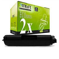 2x MWT ECO Toner BLACK für Kyocera FS-C-5250-DN FS-C-2126-MFP FS-C-2026-MFP