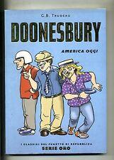 Trudeau # DOONESBURY - AMERICA OGGI N.39 # Fumetto di Repubblica Serie Oro 2005