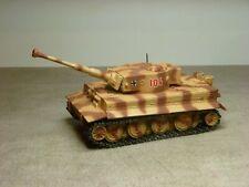 Militaire Tank Solido Char allemand Tigre