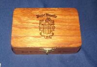 226#C-- Box Cigar Jose' Benito Mark Dominican Republic Hollco-Rohr-Burbank...
