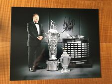 Chip Ganassi Signed 8x10 Photo NASCAR COA Autograph