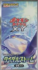 Pokemon Card XY Part 5 Booster Tidal Storm Sealed Box XY5 1st Edition Japanese