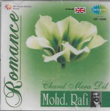 MOHD. RAFI - ROMANCE - CHAND MERA DIL - SOUND TRACK CD - FREE UK POST