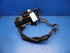 90-96 Nissan 300zx Z32 OEM Turbo charger oil cooler & lines Calsonic