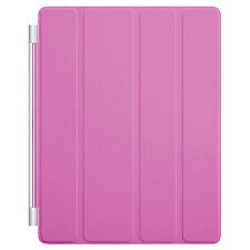 doupi Smart Cover iPad 2 3 4 Ständer Aufstellbar Display Schutz Hülle Case Pink