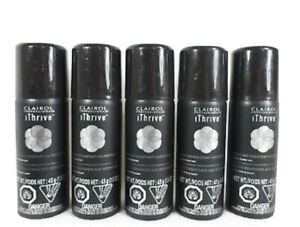LOT OF 5 Clairol Professional iThrive Weather Resistant Hair Spray 1.5oz
