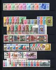 Belgisch Congo Belge - Rep. Congo Kinshasa Collection MH sets (2) c53.40Eu.