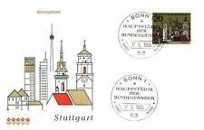 Germany 1964 FDC 426 Stuttgart