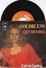 GOLDIE ENS Get Moving 45/AUSTRIAN/PIC