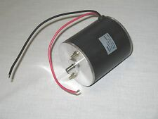 "Powerful 12VDC Electric Motor, 3.2"" (50w) @ 1800RPM 7.2 AMP  Reversible - NEW"