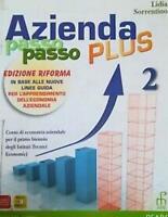 Azienda passo passo plus vol.2 PARAMOND Pearson scuola cod:9788861600904