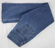 Ease Please Women's Denim Jeans Made in U.S.A. 30x30