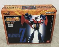 BANDAI Soul Of Chogokin GX-01 Mazinger Z Figure Limited Edition From Japan Rare