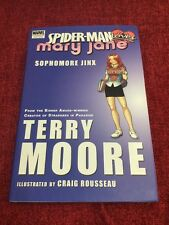 Spiderman Loves Mary Jane Sophomore Jinx Terry Moore Graphic Novel