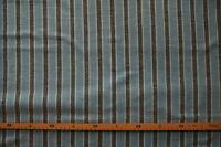 Baumwollstoff (€11/m²) 0,3m gestreift 15 mm Streifen 1,1m breit